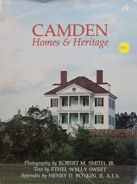 Camden, South Carolina Homes and Heritage