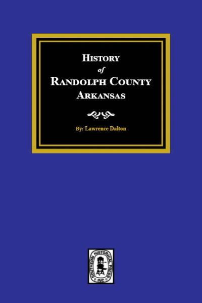 History of Randolph County, Arkansas