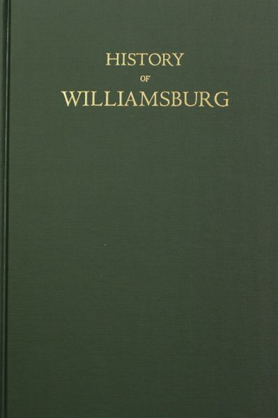 Williamsburg County, South Carolina, History of. Something About the People of Williamsburg County, S.C., from its First Settlement by Europeans About 1705 until 1923.