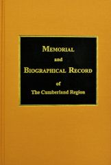 Cumberland Region of Tennessee, Biographical Sketches of the.