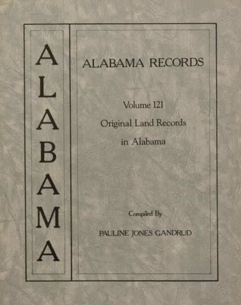 ALABAMA RECORDS - Vol. #121