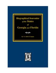 Biographical Souvenior of the States of Georgia & Florida.