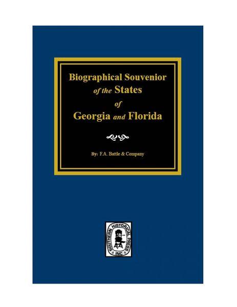 Biographical Souvenior of the States of Georgia & Florida.