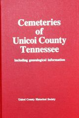 UNICOI COUNTY, TENNESSEE, CEMETERIES of