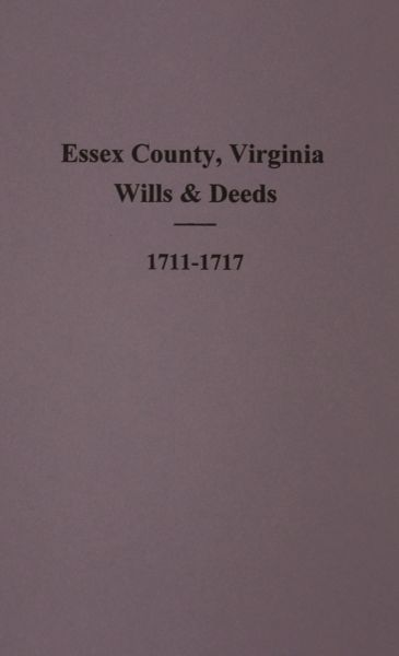 Essex County, Virginia, Records of.