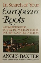 In Search of European Roots.