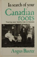 In Search of Canadian Roots.
