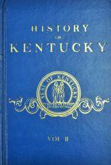 History of Kentucky ( Vol. #2 )