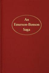 An Emerson - Benson Saga.