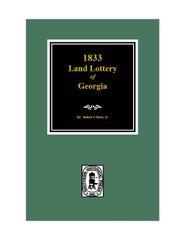 1833 Land Lottery of Georgia.