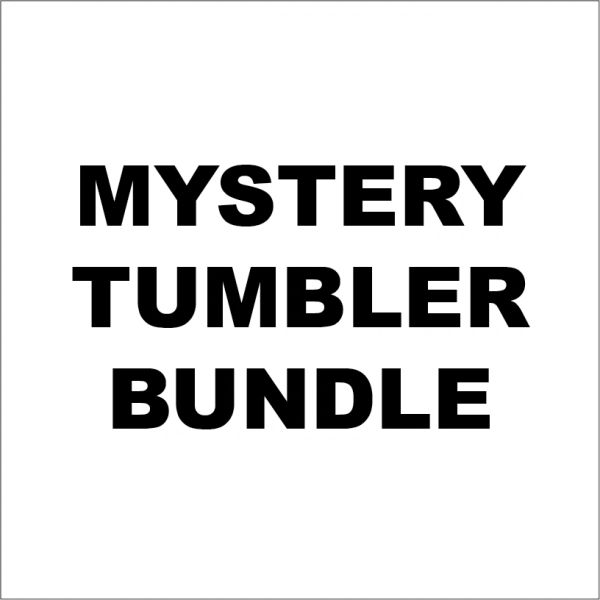 Tumblers Anonymous Surprise Tumbler Bundle