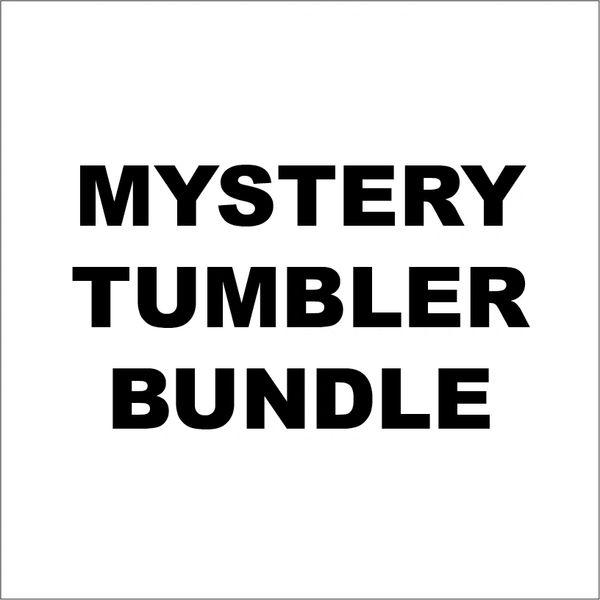 Tumblers Anonymous Surprise Tumbler Bundle 35 pack