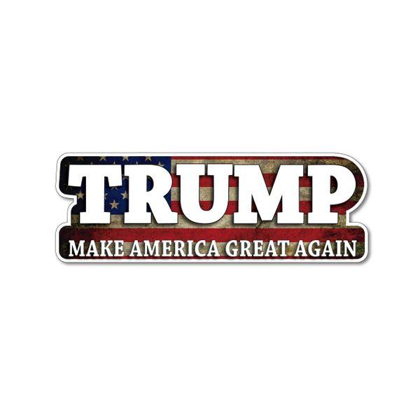 Donald Trump Make America Great Again Bumper Sticker Decal MAGA USA