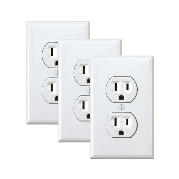 Electrical Outlet Sticker Prank Fake Joke Funny Custom 3M Wall Decal