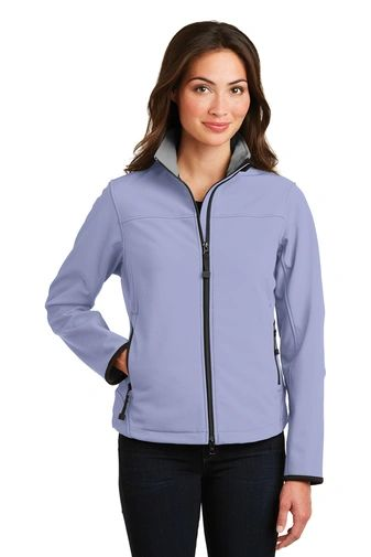 Port Authority® Ladies Glacier® Soft Shell Jacket BCP