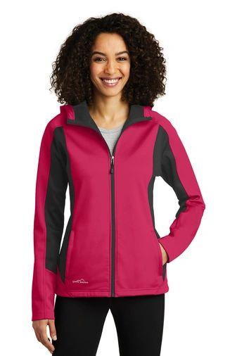 Eddie Bauer® Ladies Trail Soft Shell Jacket HBG