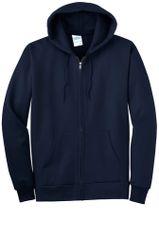 Port & Company® - Essential Fleece Full-Zip Hooded Sweatshirt CSNE
