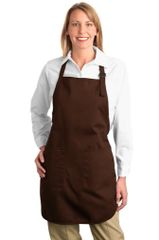 Port Authority® Full-Length Apron with Pockets BNS