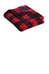 Port Authority ®Ultra Plush Blanket BNS