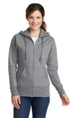 Port & Company® Ladies Core Fleece Full-Zip Hooded Sweatshirt NCA