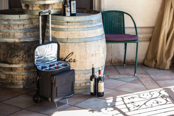 Picnictime Cellar Cooler Tote with Trolley NCA