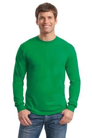 Gildan® - Heavy Cotton™ 100% Cotton Long Sleeve T-Shirt. 5400.