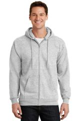 Port & Company® - Essential Fleece Full-Zip Hooded Sweatshirt PNS