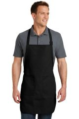 Port Authority® Full-Length Apron with Pockets PNS