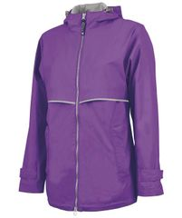 Charles River Women's New Englander® Rain Jacket PNS