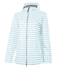 Charles River Women's New Englander® Printed Rain Jacket PNS