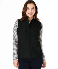 Charles River Women's Classic Soft Shell Vest PNS
