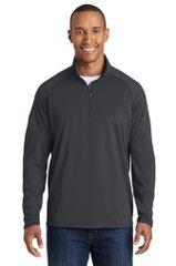 Sport-Tek® Sport-Wick® Stretch 1/2-Zip Pullover BNS