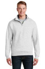 JERZEES® - NuBlend® 1/4-Zip Cadet Collar Sweatshirt BNS