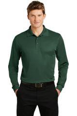 Sport-Tek® Long Sleeve Micropique Sport-Wick® Polo BNS