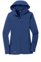 Eddie Bauer® Ladies Hooded Soft Shell Parka NKC