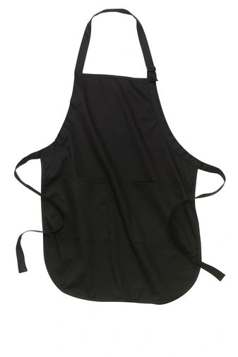 Port Authority® Full-Length Apron with Pockets NKC