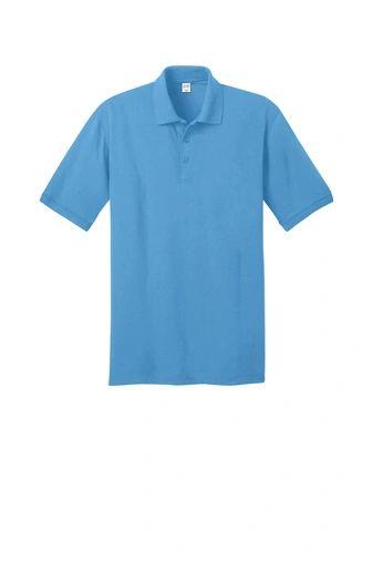 Port & Company® Core Blend Jersey Knit Polo NKC