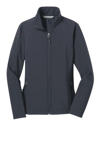 Port Authority® Ladies Core Soft Shell Jacket INS