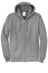 Port & Company® - Core Fleece Full-Zip Hooded Sweatshirt INS