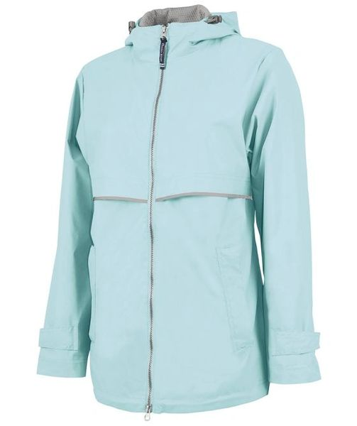 Women's New Englander® Rain Jacket INS