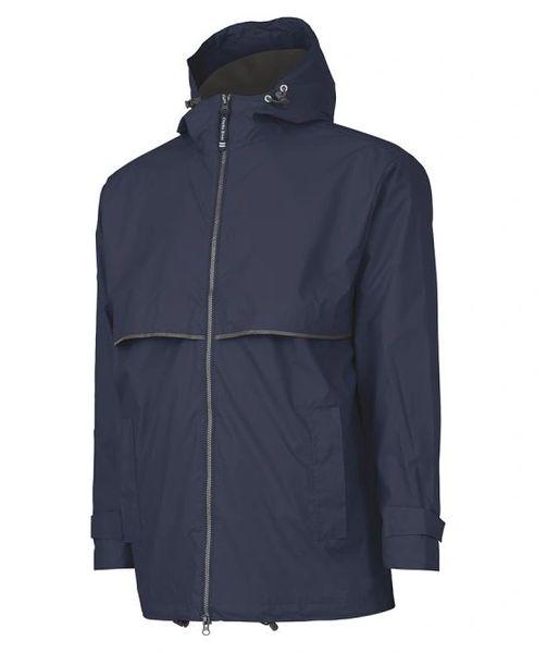 Men's New Englander® Rain Jacket INS