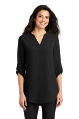Port Authority ® Ladies 3/4-Sleeve Tunic Blouse INS