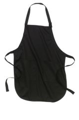 Port Authority® Full-Length Apron with Pockets NBC2020