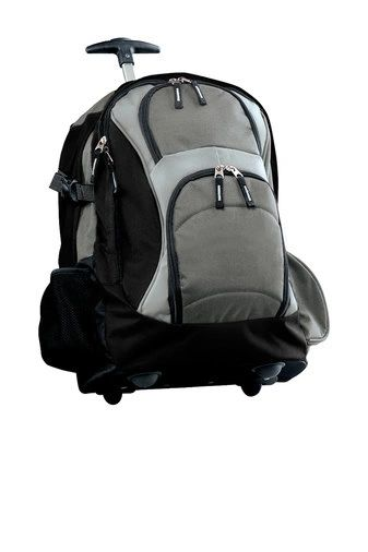 Port Authority® Wheeled Backpack NBC2020