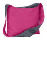 Port Authority® Cotton Canvas Sling Bag NBC2020