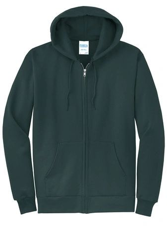 Port & Company® Core Fleece Full-Zip Hooded Sweatshirt NBC2020