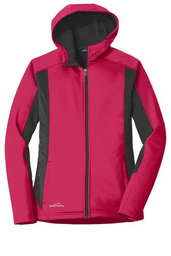 Eddie Bauer® Ladies Trail Soft Shell Jacket NBC2020