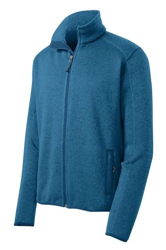 Port Authority® Sweater Fleece Jacket NBC2020