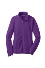 Port Authority® Ladies Microfleece Jacket NBC2020