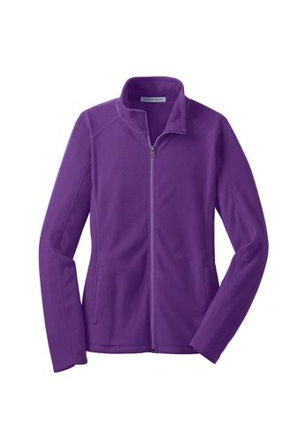 Port Authority® Ladies Microfleece Jacket NBC2020